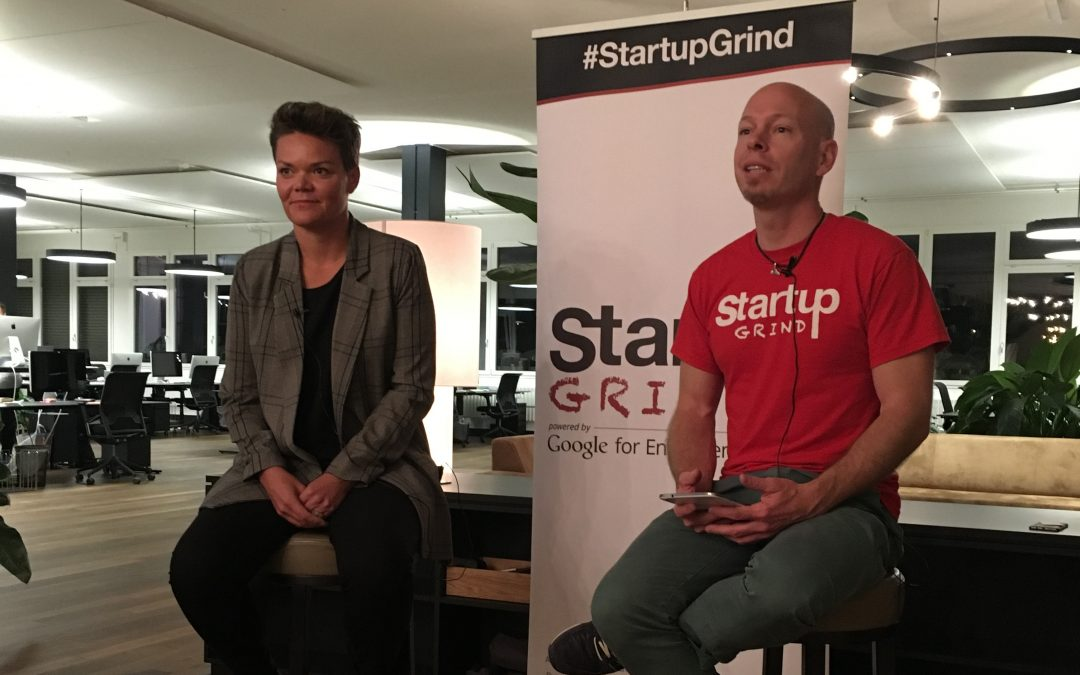 #39: Think Yellow at Startup Grind