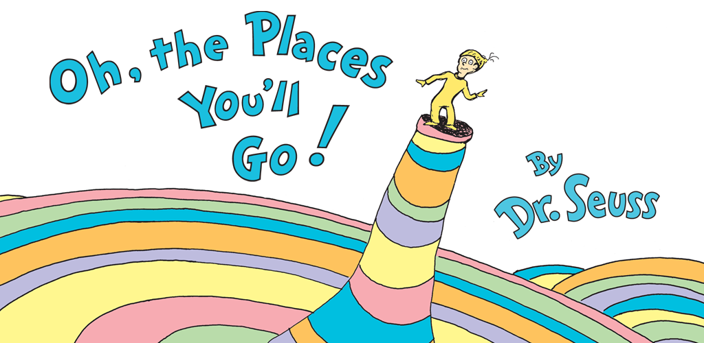 #56: Oh, the places you'll go!