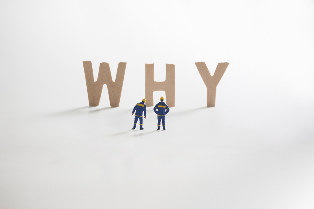 #73: What is your WHY?