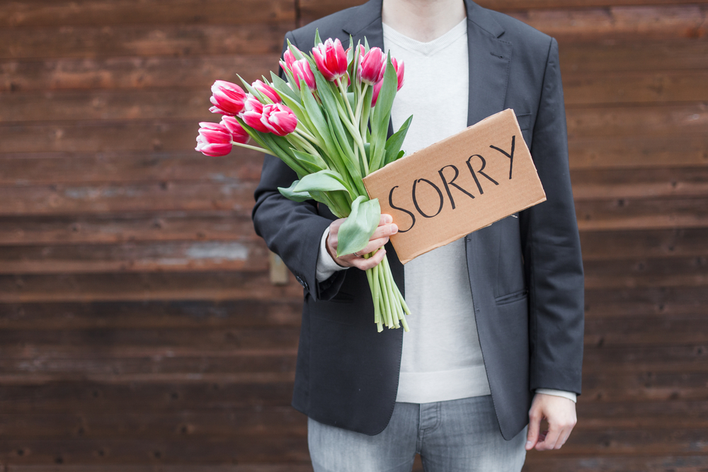 #155 – I'm Sorry