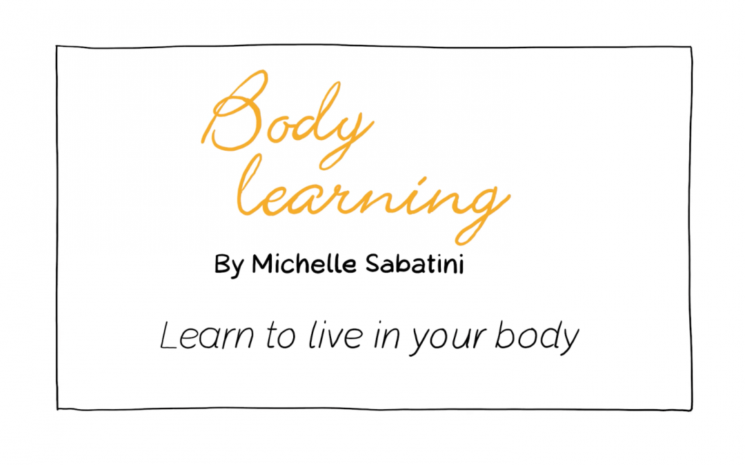 #162 – Learning Through Your Body