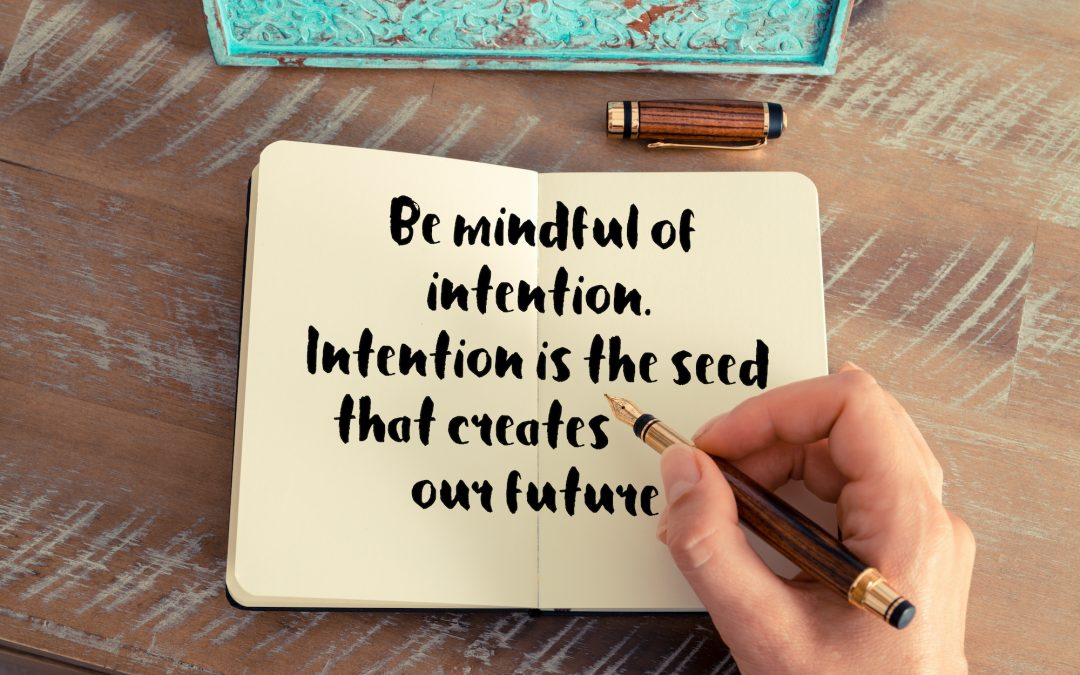 #287 – Setting An Intention To Speak More