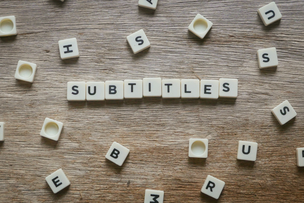#299 – Getting Subtitles withHappyscribe