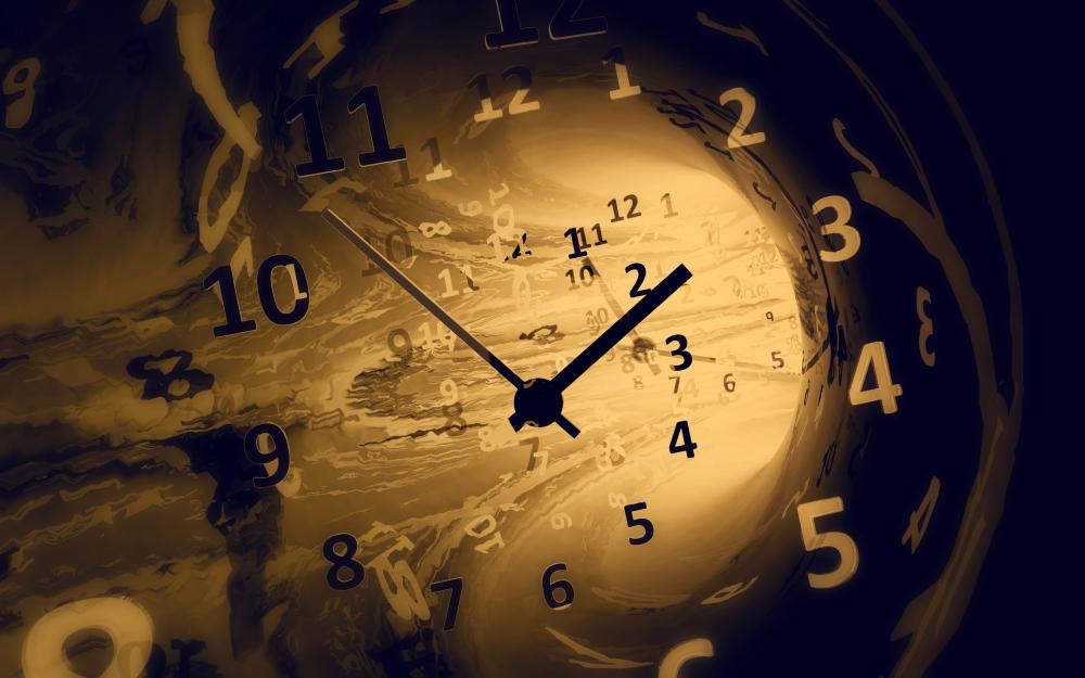 #305 – Plenty Of Time