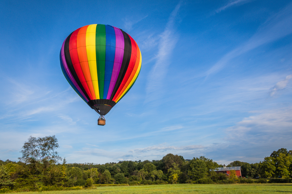 #348 – Hot Air Balloon On Sunday?