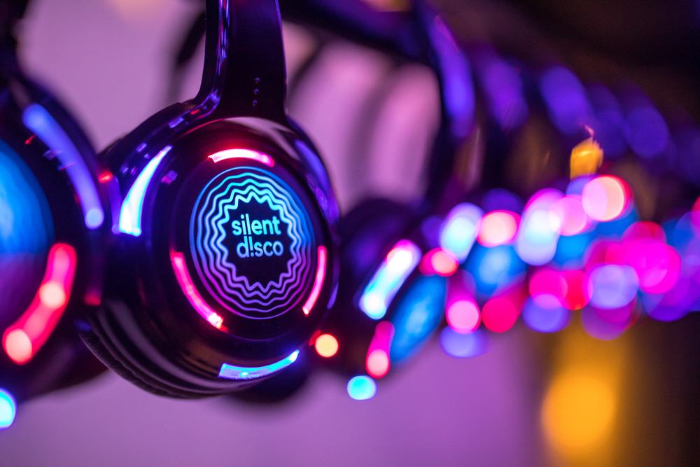 #556 – A New Experience – Silent Disco